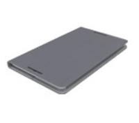 LENOVO TAB2 A8-50 Folio case film Gray Planšetes aksesuāri