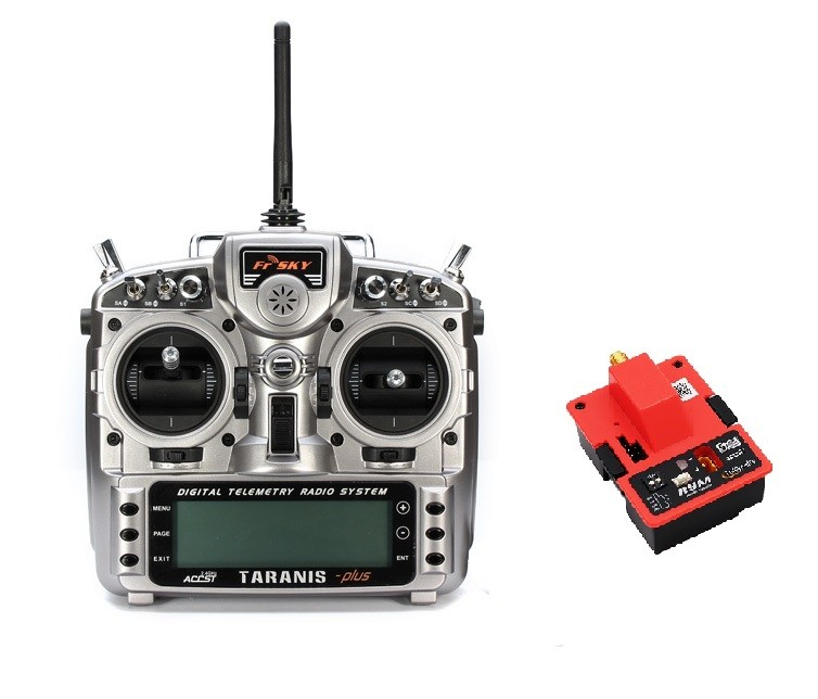 FrSky : Apparatus FrSky Taranis X9D Plus with telemetry + R9M module