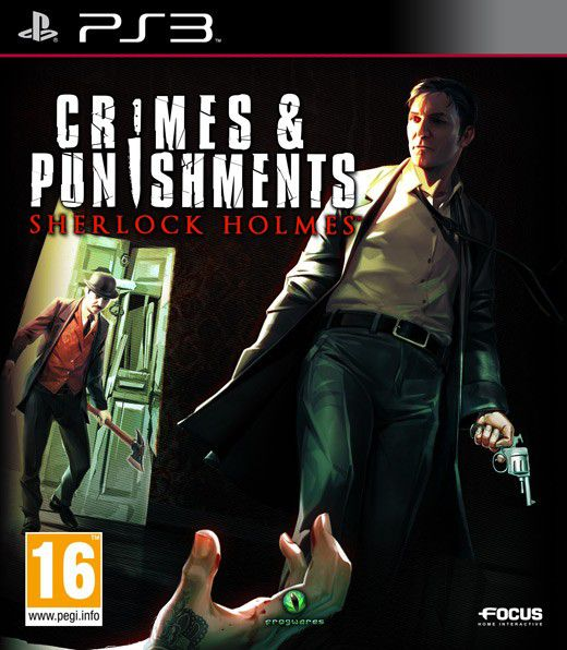 Sherlock Holmes: Crimes and Punishments ENG PS3