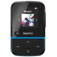 SanDisk Clip Sport Go       16GB Blue            SDMX30-016G-G46B MP3 atskaņotājs