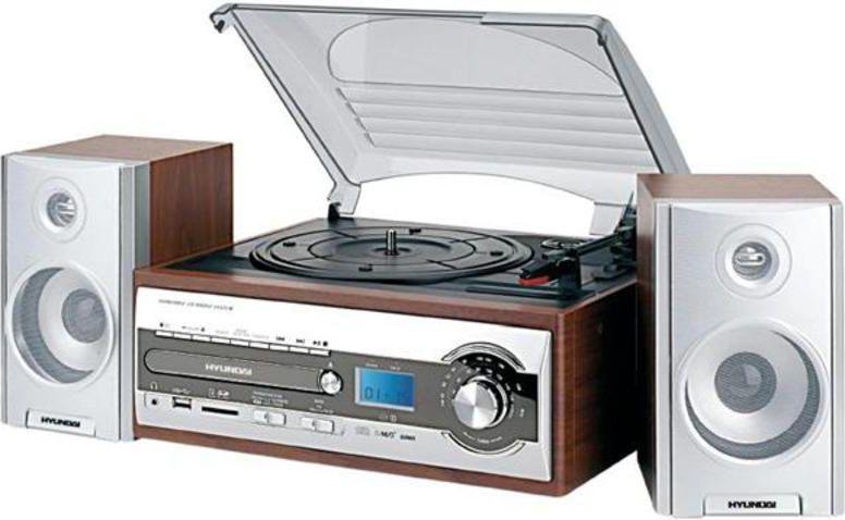 Micro music system Hyundai RTC182SURIP