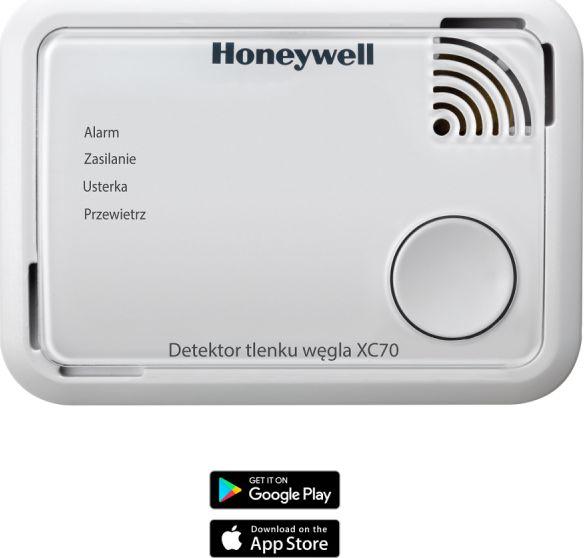 Honeywell Czujnik tlenku wegla (XC70-PL-App) 001422100000