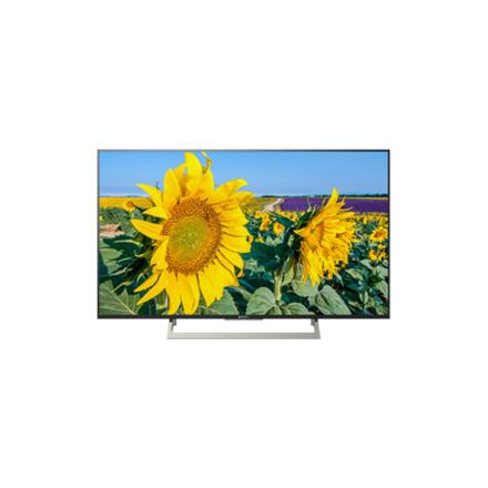 """Sony KD55XF8096BAEP 55"""" (140 cm), Smart TV, 4K Ultra HD LED, 3840 x 2160 pixels, Wi-Fi, DVB-T2/T/S2/S/C, Black LED Televizors"""