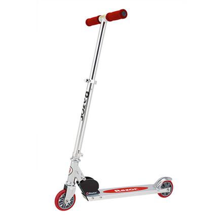 Razor A125 Scooter - Red Skrejriteņi