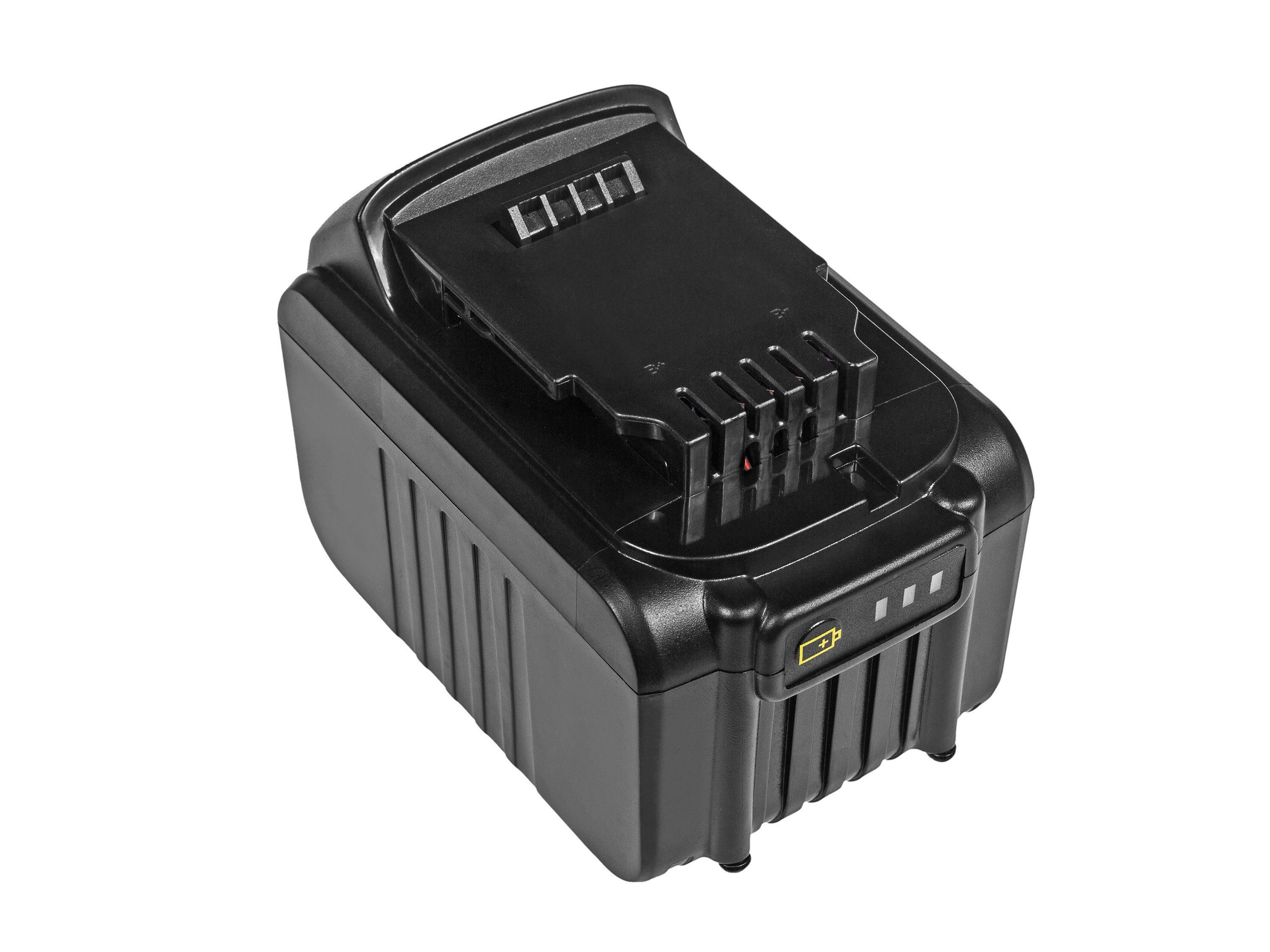 Green Cell Power Tool Battery for Dewalt DCB184 DCB182 DCB180 18V 6Ah