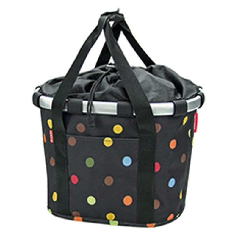 City-bag Bikebasket dots, 35x28x26cm 2179238100