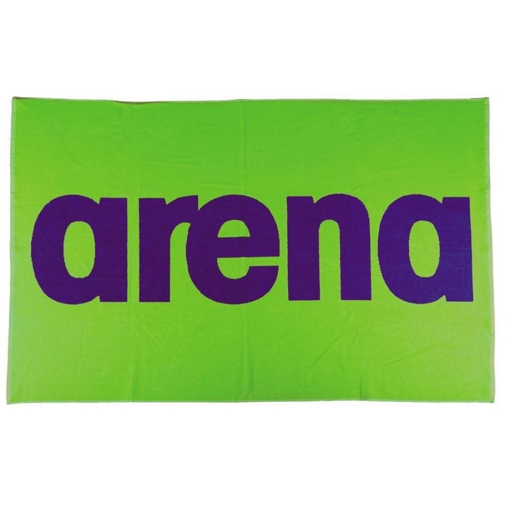 Arena Towel bath Arena Handy (green color ) 2A490/68