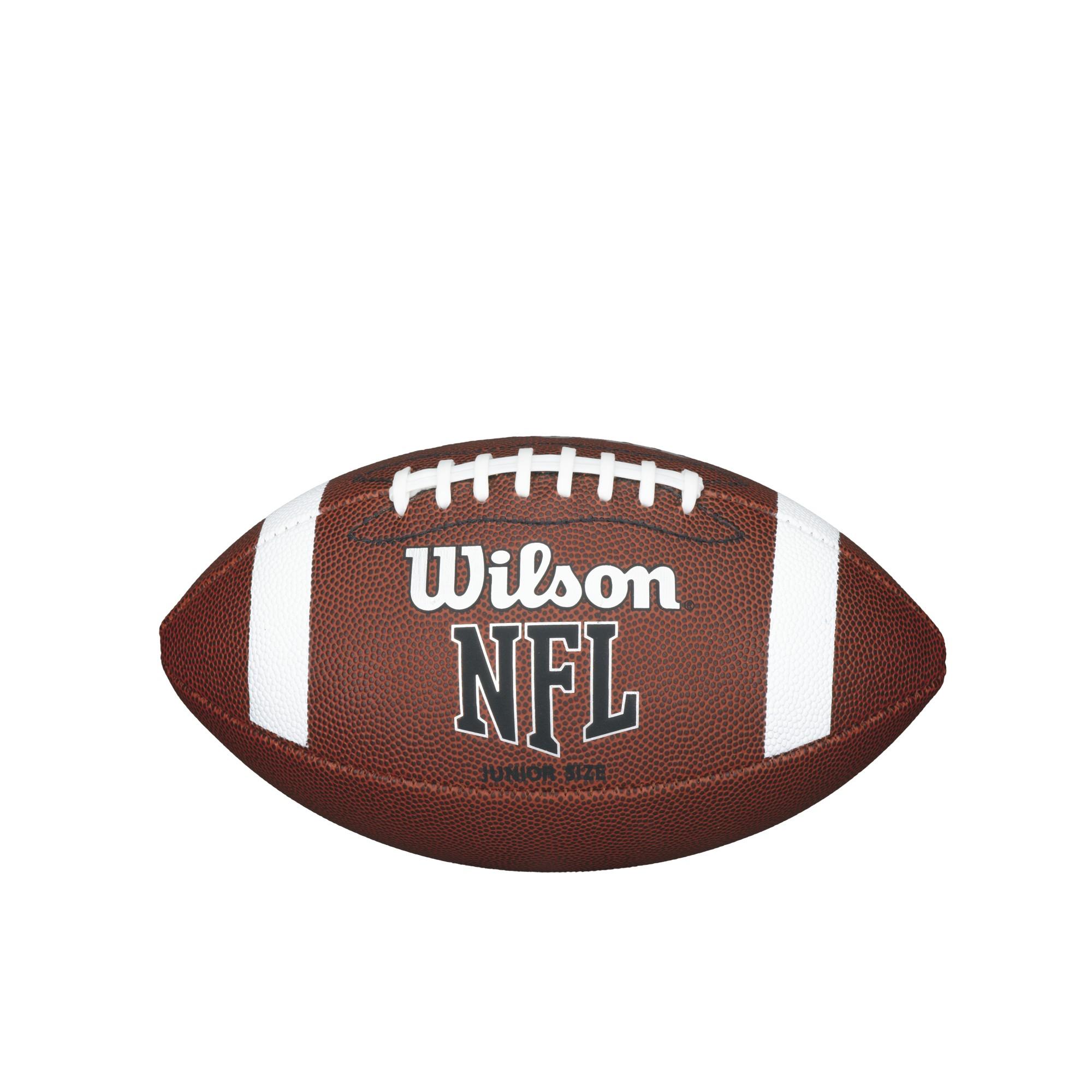 WILSON amerikanu futbola NFL BULK   Junior bumba