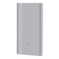 Xiaomi 10000mAh Mi Power Bank 2S Silver Powerbank, mobilā uzlādes iekārta