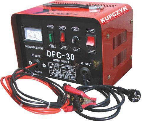 Youli Prostownik 12 / 24V 27A (DFC-30) DFC-30 auto akumulatoru lādētājs