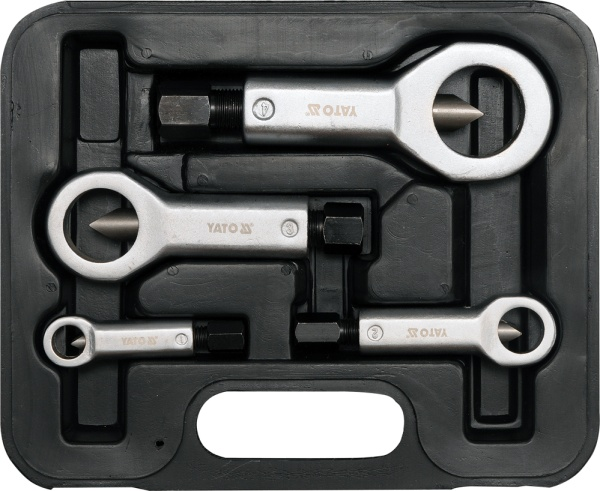 Yato Cutters for damaged nuts 9-27mm 4pcs (YT-0585)