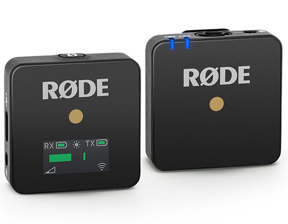 Rode Wireless GO Compact Digital Wireless Microphone System (2.4 GHz) Mikrofons