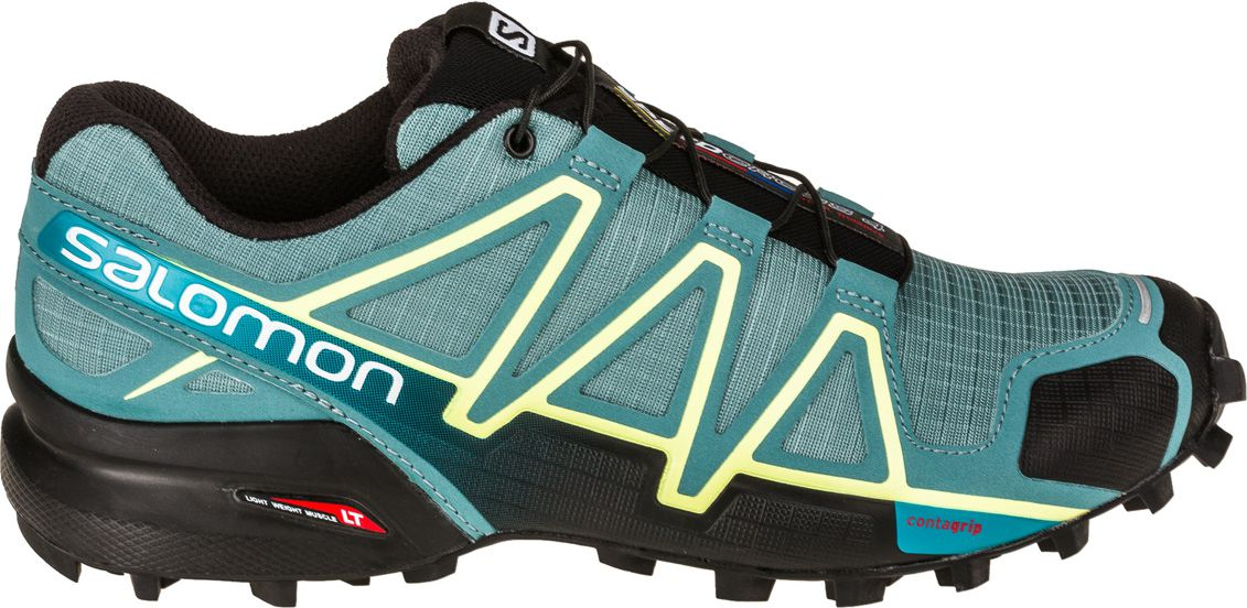 Salomon Buty damskie Speedcross 4 Artic/Black/Enamel Blue r. 40 (398424) 398424