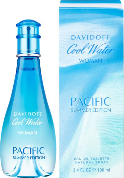 Davidoff Cool Water Pacific Summer Edition EDT 100ml Smaržas sievietēm
