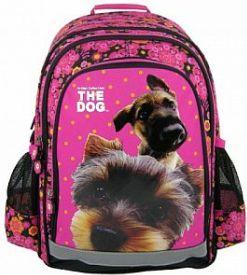 Derform Plecak The Dog rozowy (243905) WIKR-966769 Tūrisma Mugursomas