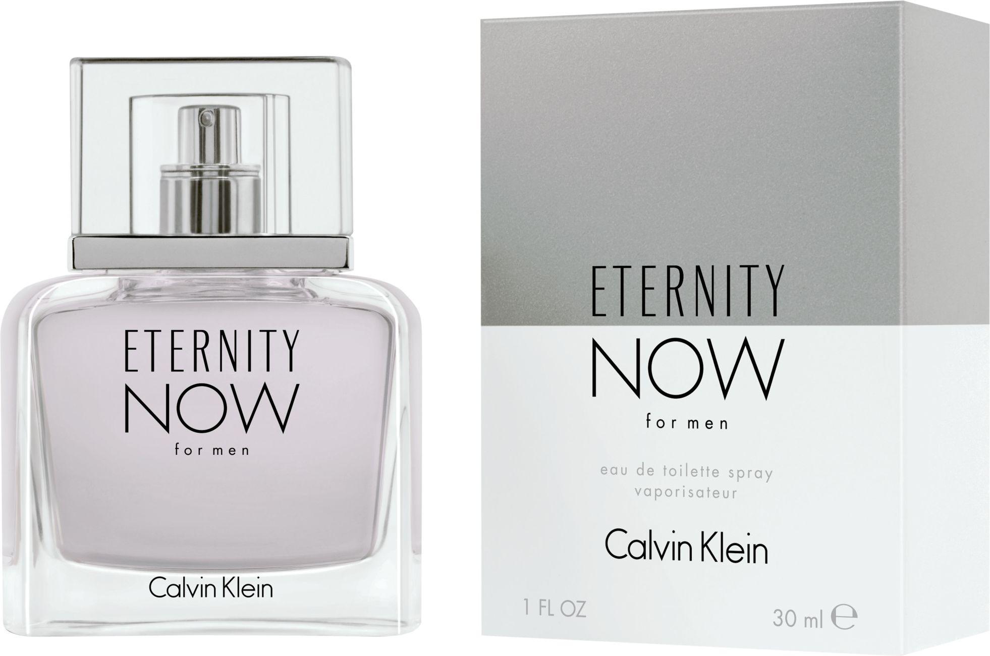 CALVIN KLEIN Eternity Now EDT 30ML Vīriešu Smaržas