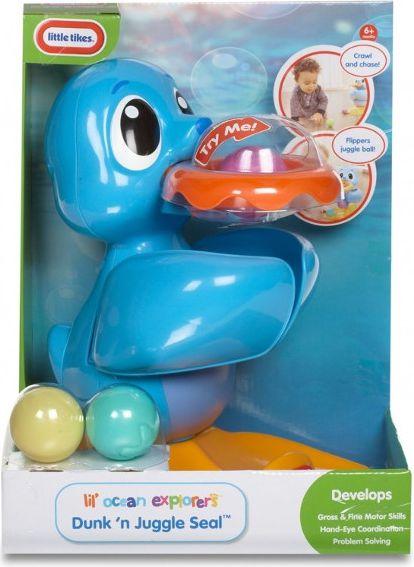 Foczka Koszykowka bērnu rotaļlieta