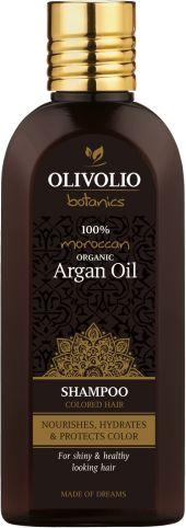 Olivolio botanics argan Szampon for farbowanych hair 200 ml Matu šampūns