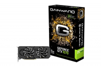 Gainward GeForce GTX 1070, 8GB GDDR5 (256 Bit), HDMI, DVI, 3xDP video karte