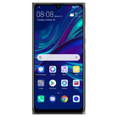 Huawei P Smart 2019 3GB/64GB Midnight Black Mobilais Telefons