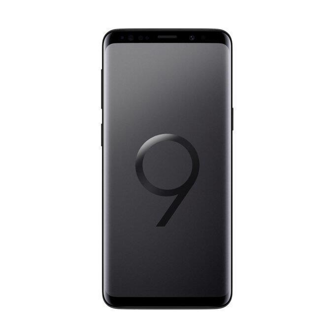 Samsung Galaxy S9 64GB Midnight Black Mobilais Telefons