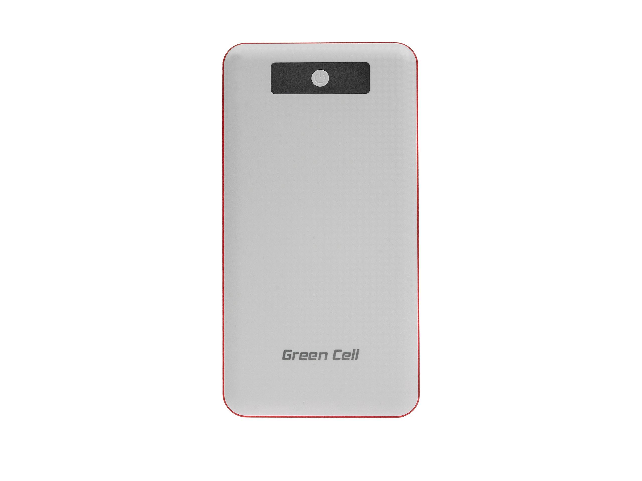 Power Bank Green Cell 27000mAh Qualcomm Quick Charge 3.0 Powerbank, mobilā uzlādes iekārta