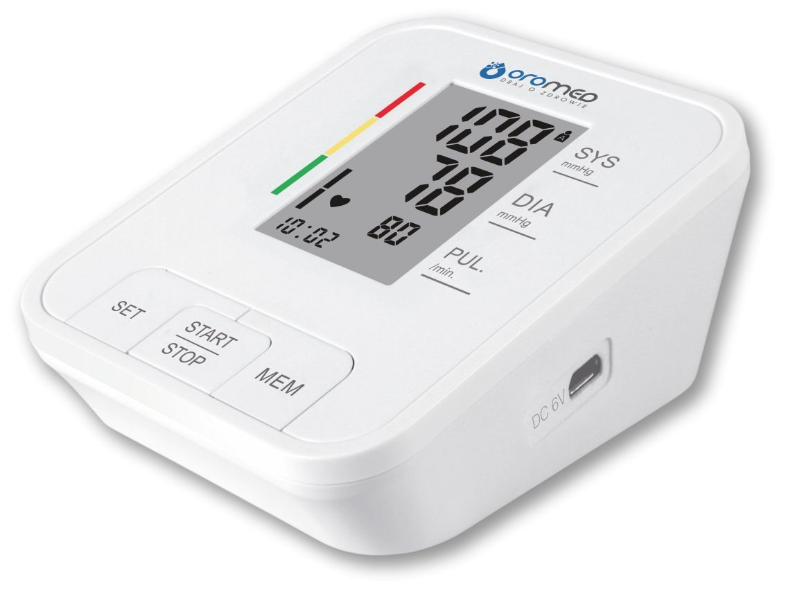 HI-TECH MEDICAL Classic ORO-N4 asinsspiediena mērītājs