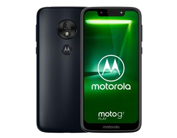 Motorola Moto G7 Play Deep Indigo Mobilais Telefons