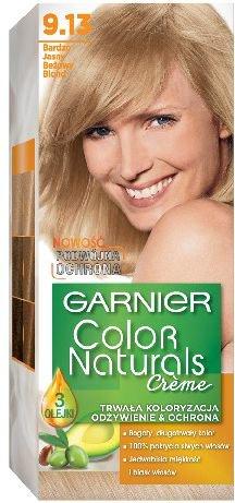 Garnier Color Naturals Krem koloryzujacy nr 9.13 Bardzo Jasny Bezowy Blond 0312810