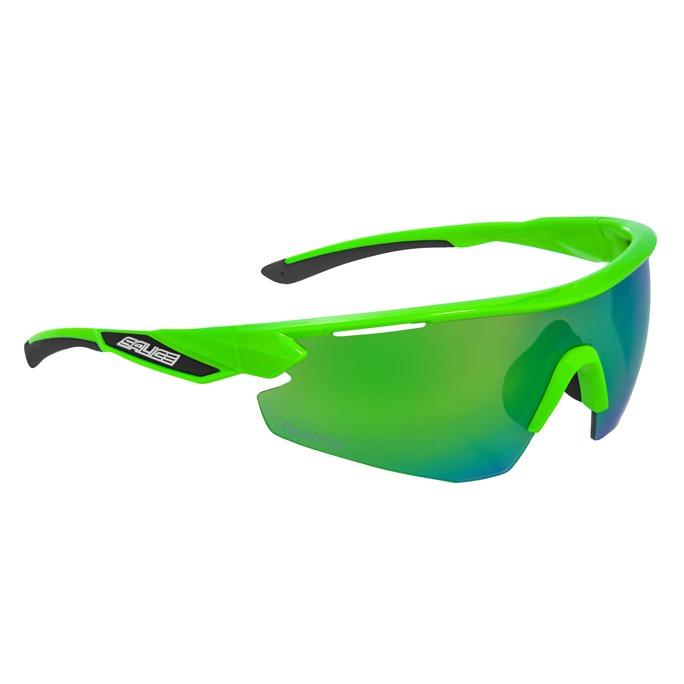 FLO GREEN POLARIZED MIRROR HYDRO GREEN 012RWP saulesbrilles