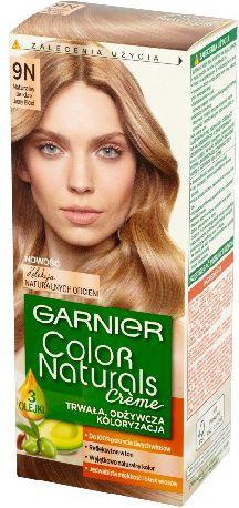 Garnier Color Naturals Krem koloryzujacy nr 9N Naturalny Bardzo Jasny Blond 0354364