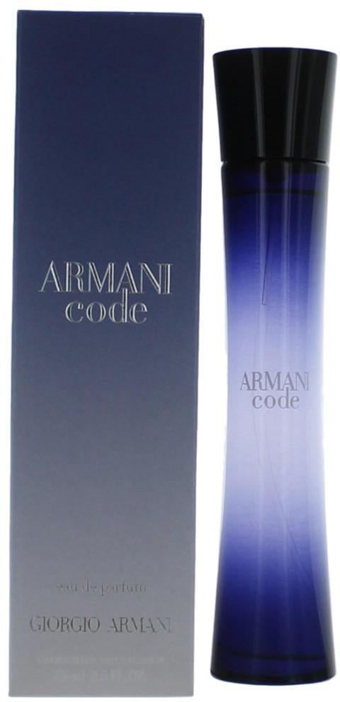 Giorgio Armani Code  Woman 75 ml Smaržas sievietēm
