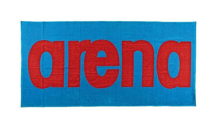 Towel Arena Logo Towel 51281/84 (80x170 cm; blue color) 51281/84