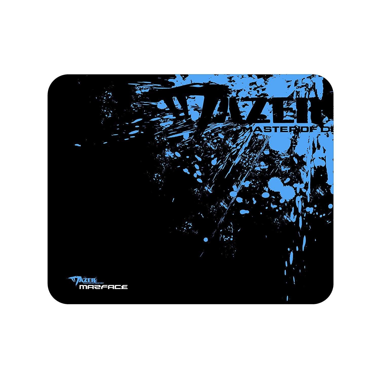 E-Blue Mazer Marface S (280x225) Gaming Spēļu Peļu Paliktnis Melns / Zils peles paliknis