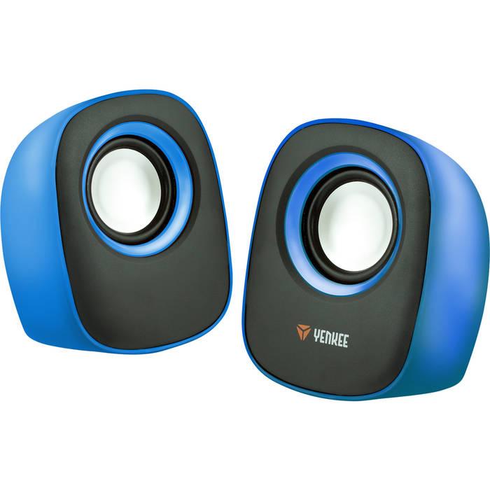 YENKEE Stereo skaļruņi 2.0 datoru skaļruņi