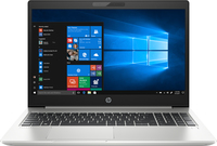 HP ProBook 450 G6 - i3-8145U, 8GB, 256GB NVMe SSD, 15.6 FHD AG, FPR, US keyboard, Win 10 Pro, 3 years Portatīvais dators