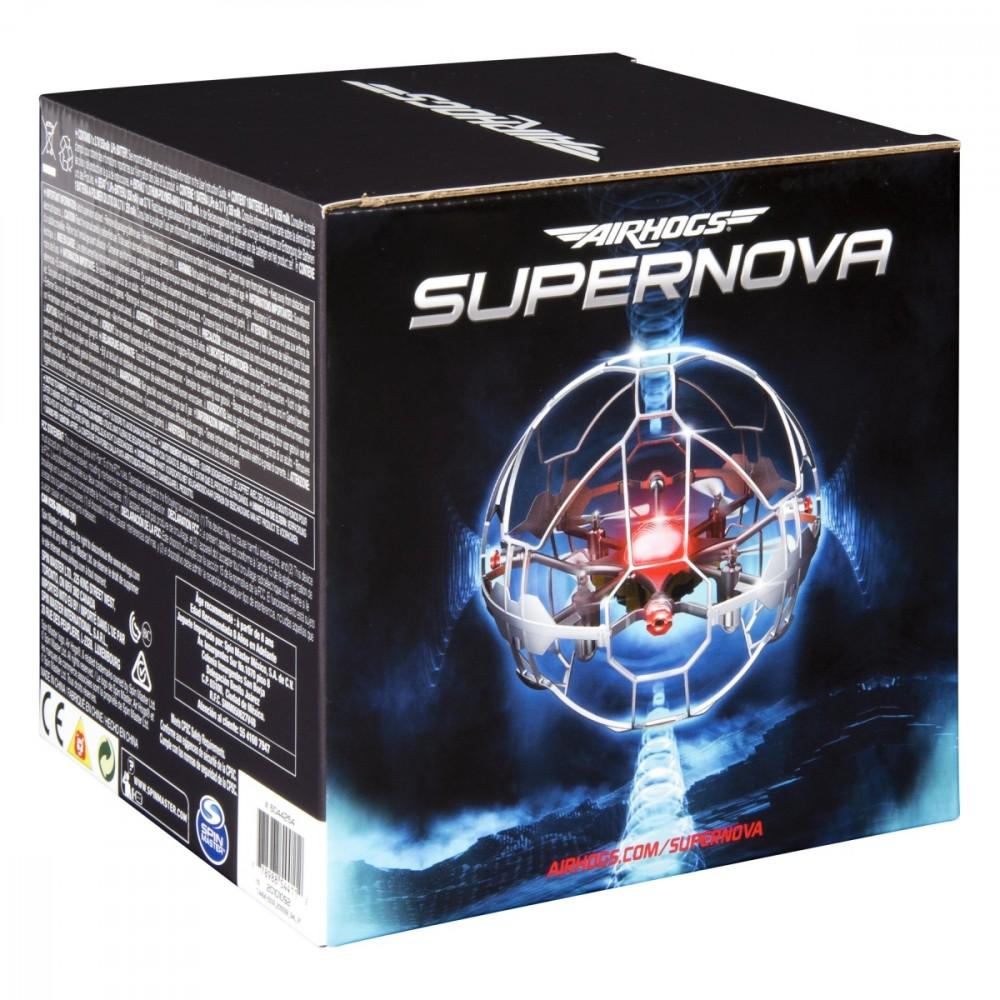 Spin Master Air Hogs Supernova Droni un rezerves daļas