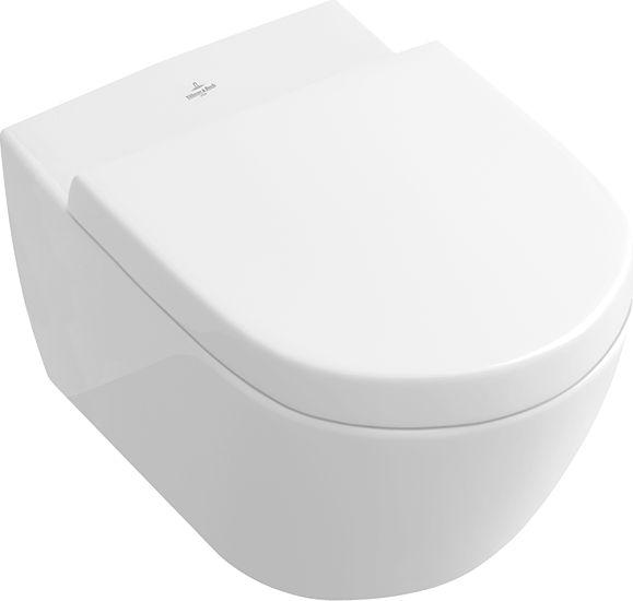 Miska WC Villeroy & Boch Subway 2.0 wiszaca CeramicPlus (560010R1) 560010R1