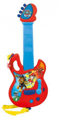 Reig Musicales Gitara elektroniczna, 4 struny - Psi Patrol  (274982) 274982