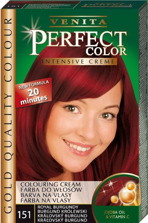 Venita Perfect Color Gold Farba do wlosow 151 V1031