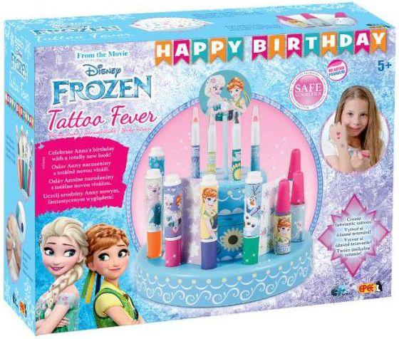 Frozen, Studio Tatuaau galda spēle
