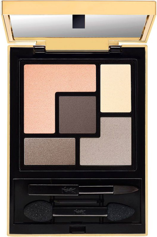 YVES SAINT LAURENT Couture Palette 5 Colors paleta cieni do powiek 4 Saharienne 5g 3365440742420 ēnas