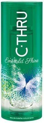 C-Thru Emerald Shine EDT 50 ml Smaržas sievietēm