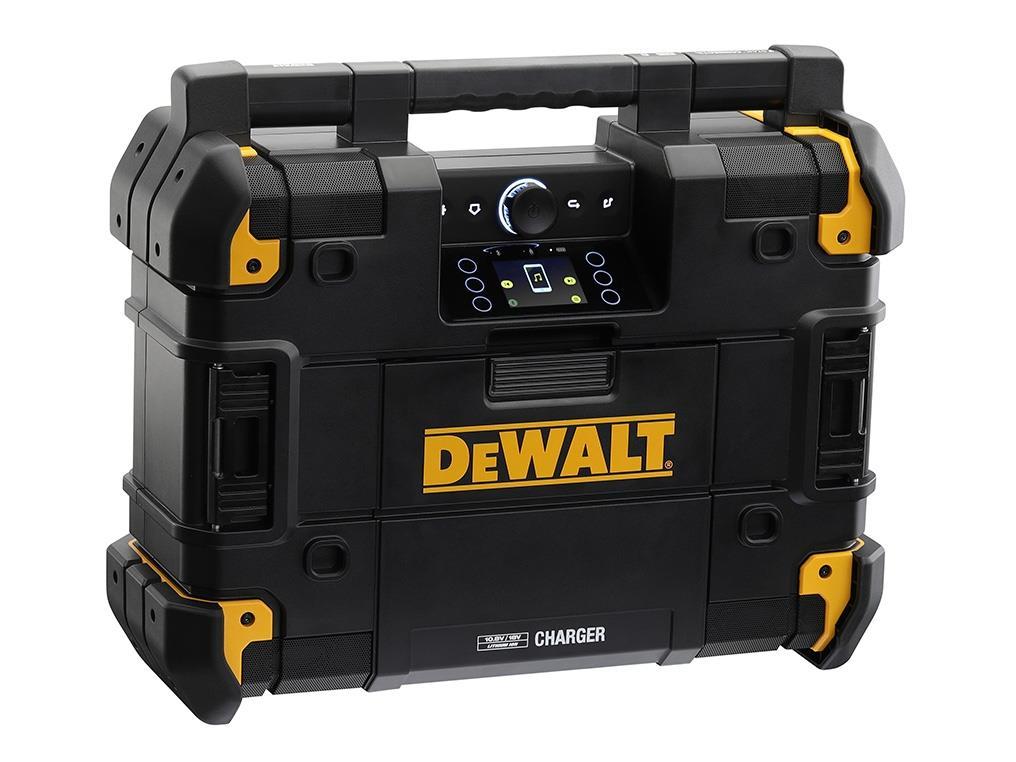 DeWalt Tstak DWST1-81078-QW (black color) magnetola