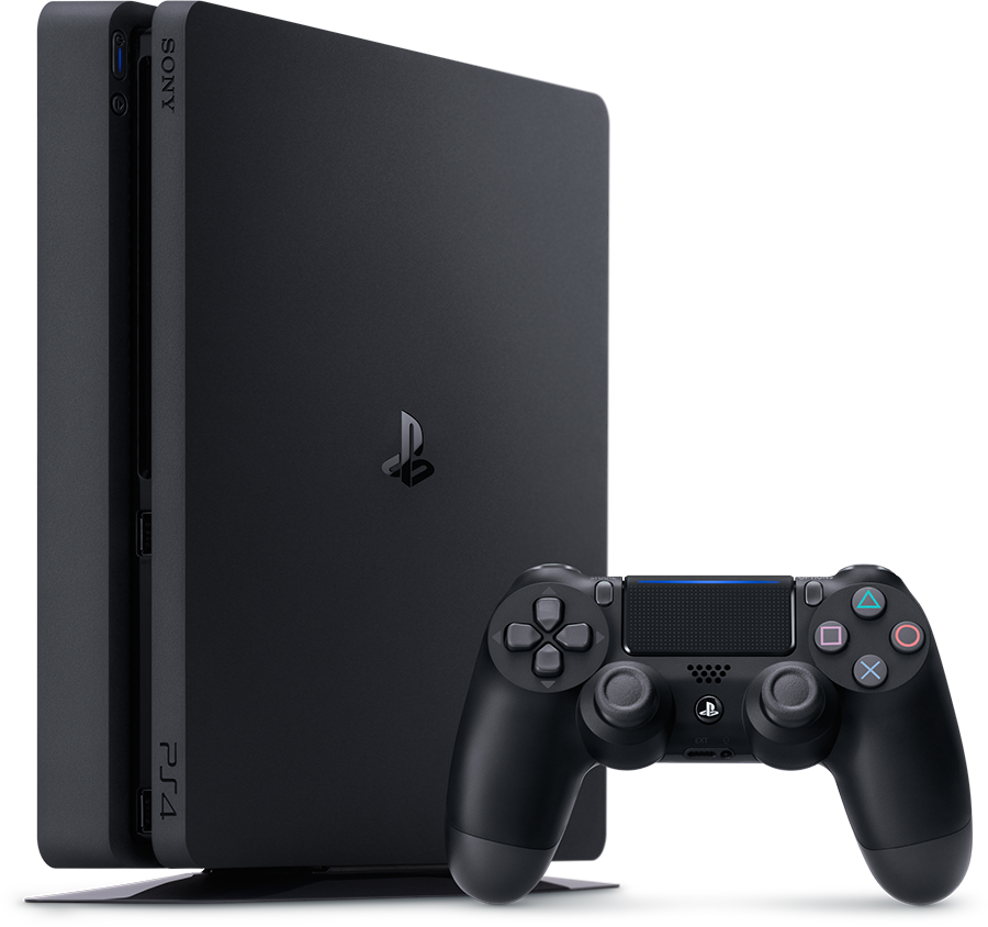 Playstation 4 500GB Slim Black spēļu konsole