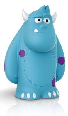 Philips Disney Monsters SoftPal Mājīgs nakts apgaismojums Led Lapma  7188325P0