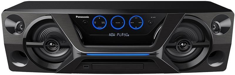 Panasonic SC-UA3E-K Wireless Speaker System mūzikas centrs