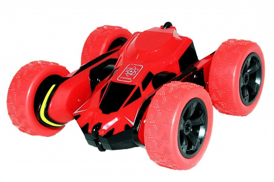 HB Mini high-performance car RC 1:28 – red Radiovadāmā rotaļlieta