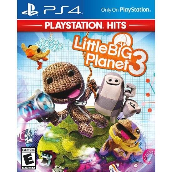 Little Big Planet 3 Hits (PS4)