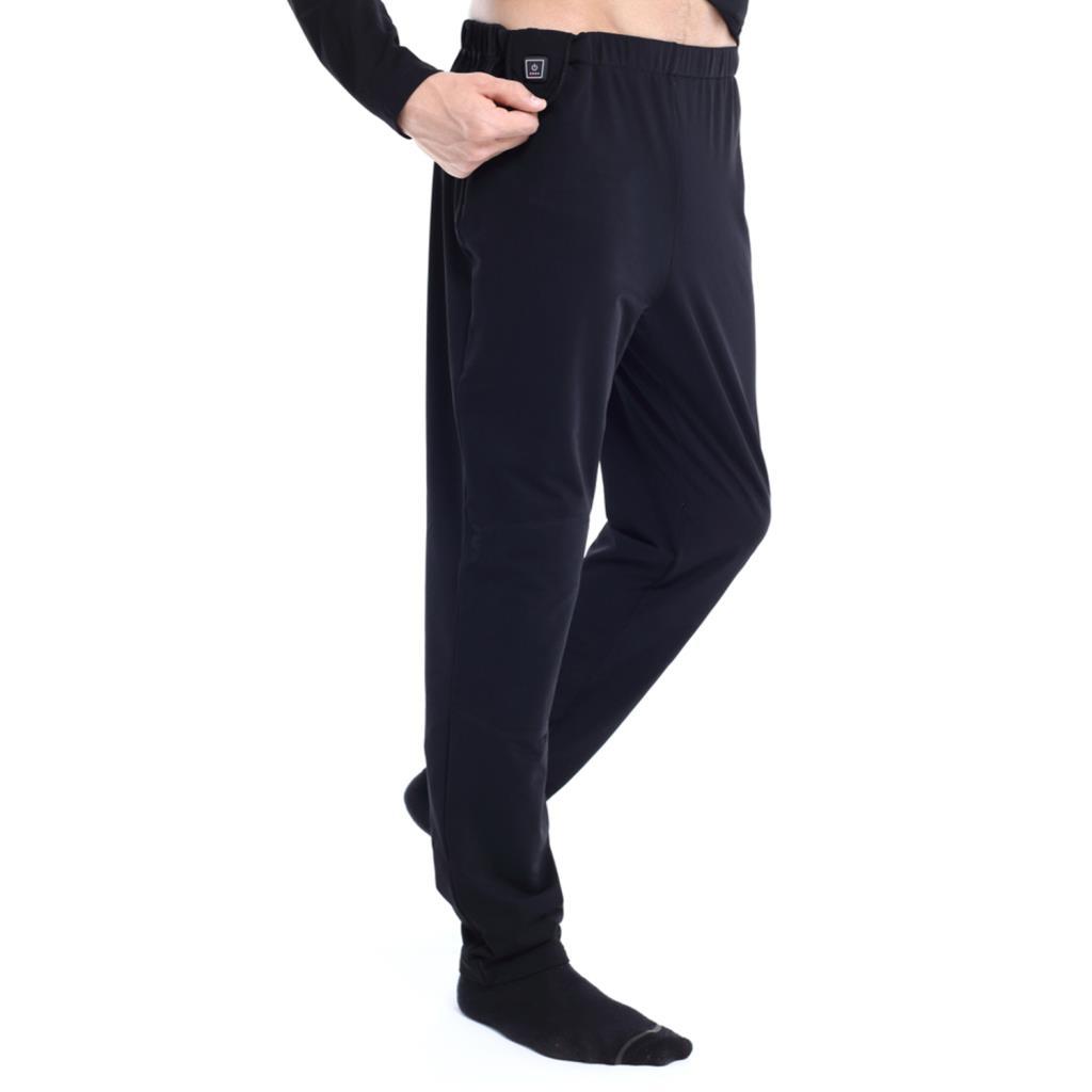 Glovii spodnie ogrzewane rozm. S czarne